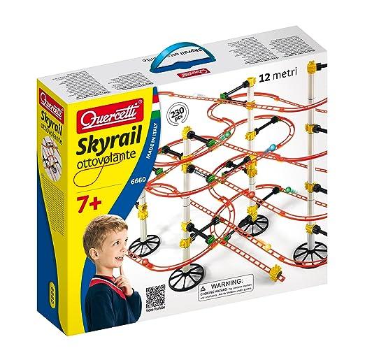 10 opinioni per Quercetti 06660- Gioco Skyrail Ottovolante