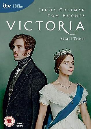 Victoria Series 3 [DVD] [2019]: Amazon co uk: Jenna Coleman