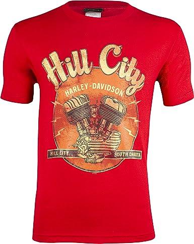 Harley-Davidson Sturgis Mens Vintage Short Sleeve T-Shirt