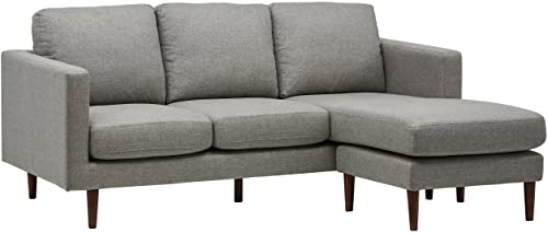 Amazon Brand Rivet Revolve Modern Upholstered Sofa