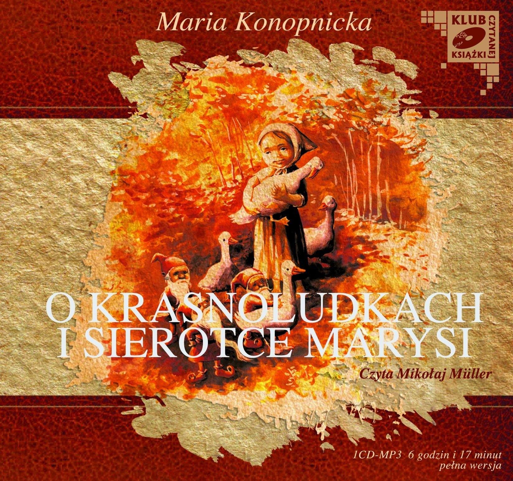 O Krasnoludkach I Sierotce Marysi 9788376990255 Amazoncom