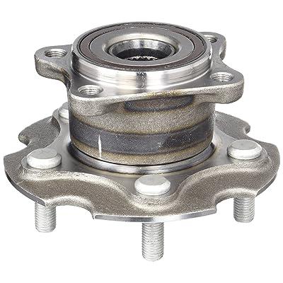 WJB WA512374 - Rear Wheel Hub Bearing Assembly - Cross Reference: Timken HA590201 / Moog 512374 / SKF BR930765: Automotive