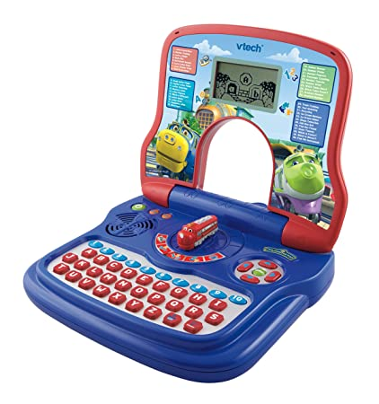 Amazon.com: VTech – Chuggington – Traintastic Laptop: Toys ...