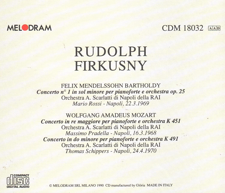 Mozart Concerto in Do Minore per pianoforte e orchestra KV 491