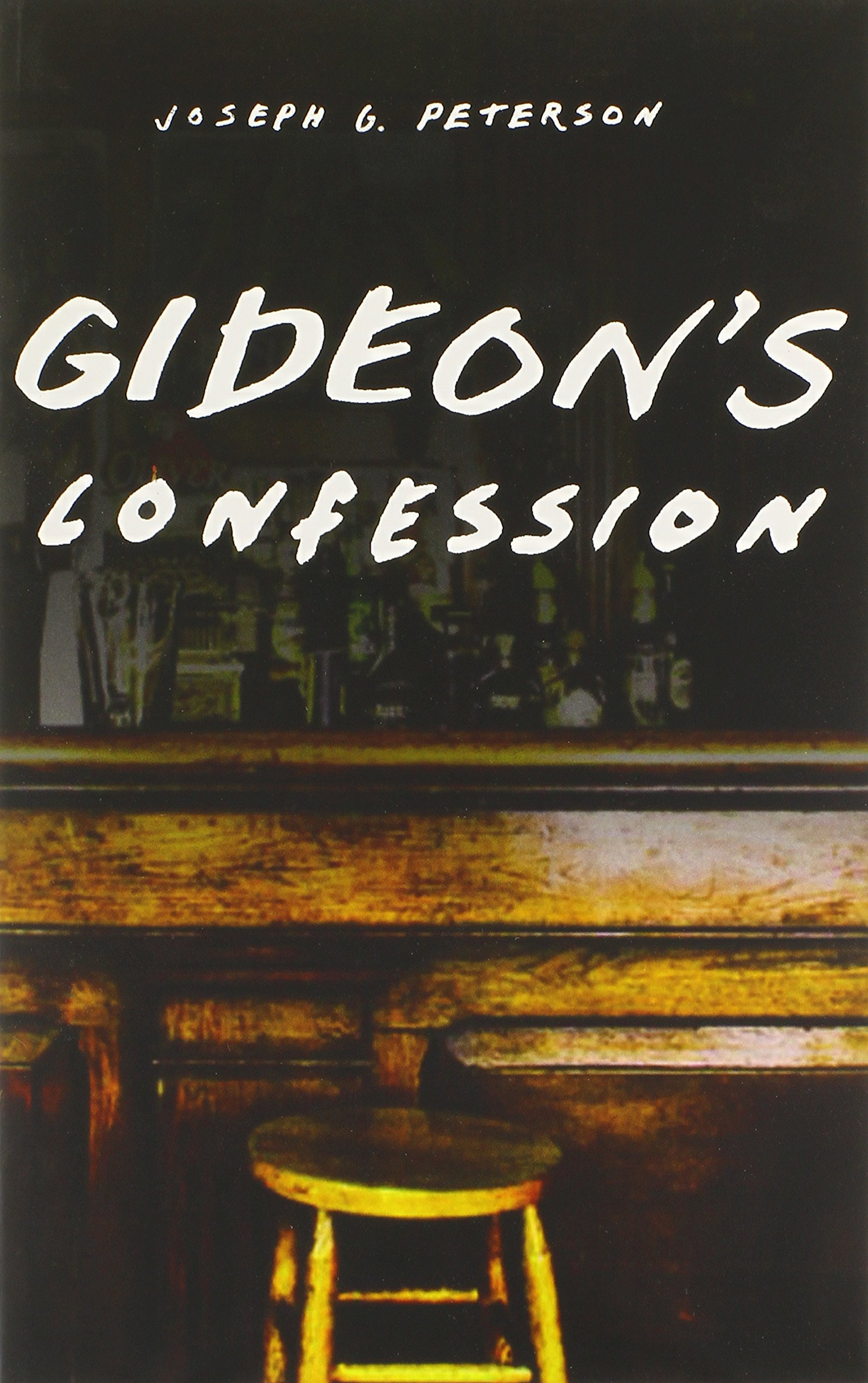 Read Online Gideon's Confession PDF