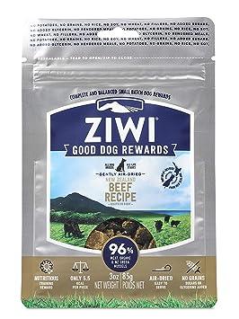 Ziwi Peak Premios para Perro, Sabor Ternera - 85 gr: Amazon ...