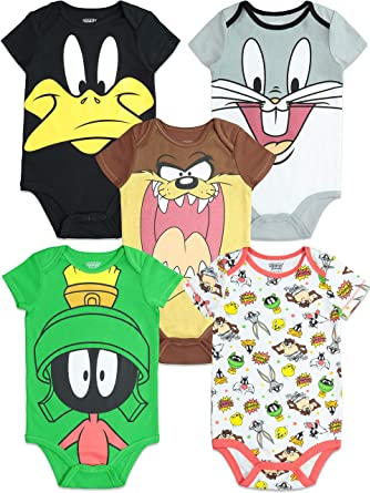 Brand New Looney Tunes Daffy Duck Infant Costume