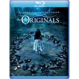 The Originals: The Complete Fourth Season [Blu-ray]