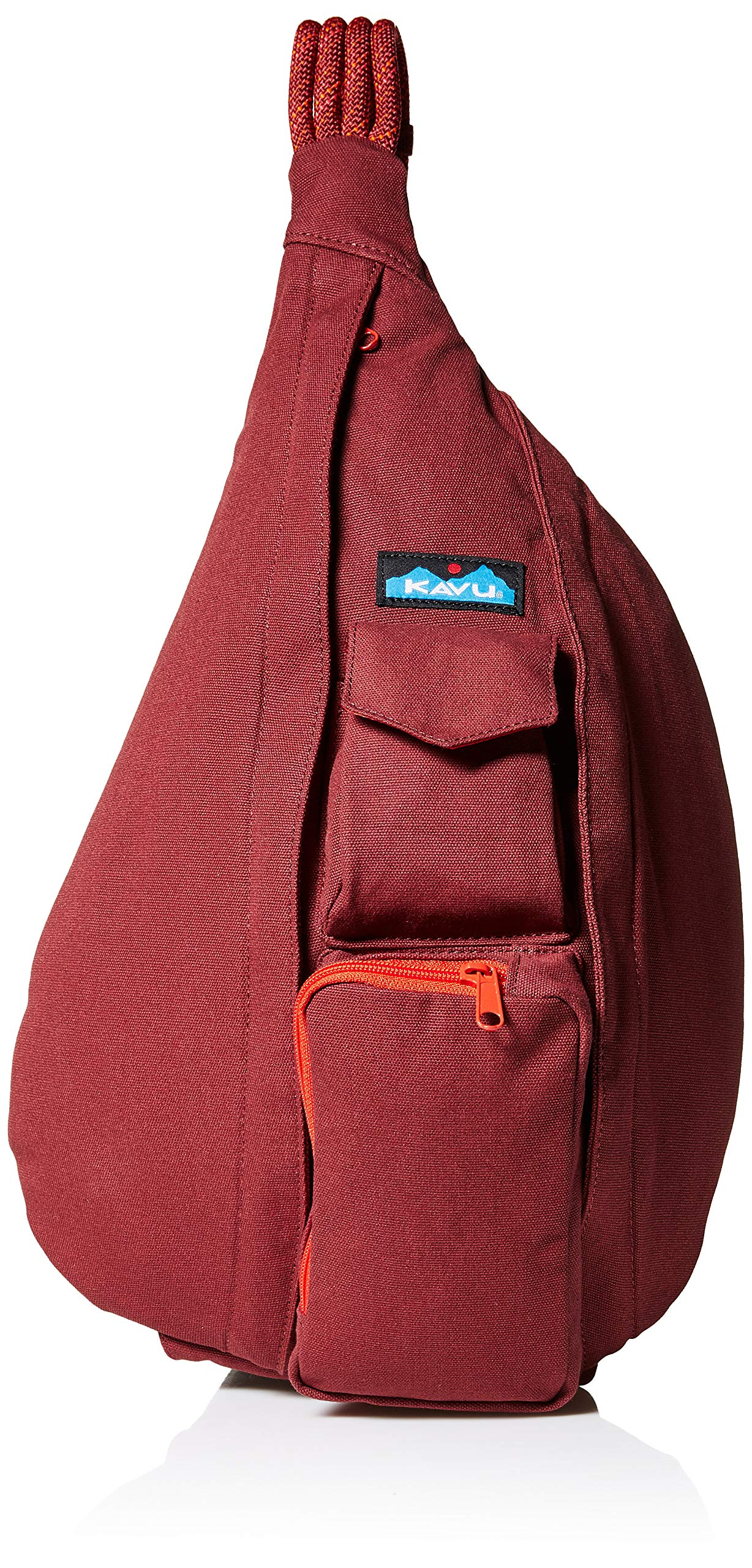 KAVU Women's Rope Bag Outdoor Backpacks, One Size, Port