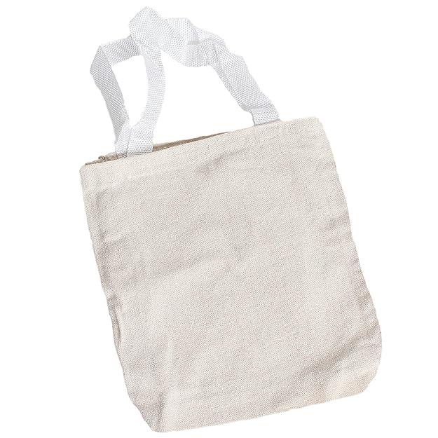 Amazon.com: Juego de 12 bolsas de tela para el hombro, color ...