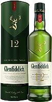 Glenfiddich Whisky escocés de malta 12 años – 70cl