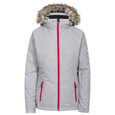Trespass Womens Ladies Always Ski Jacket  Amazon.co.uk  Clothing f273cfdf0