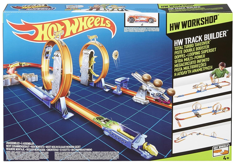 Hot Wheels - Megacircuito infinito (Mattel CCJ26): Amazon.es: Juguetes y juegos