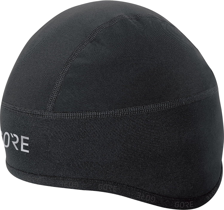 Cap Snood Bi-BIKE WIND Tube Color Black One Size