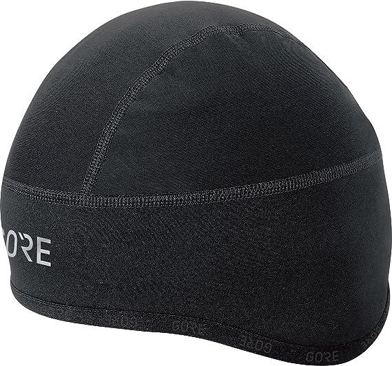 GORE WEAR Unisex-Adult C3 Windstopper Helmet Cap