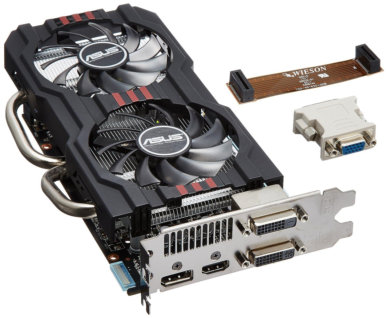 ASUS R7 260X Direct CU 2 GB