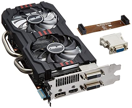 ASUS R7 260X Direct CU 2 GB