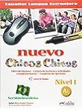 Nuevo Chicos Chicas Nivel 1 - A1 - Libro Del Alumno Ejercicios  Cd Audio - Version Brasilena