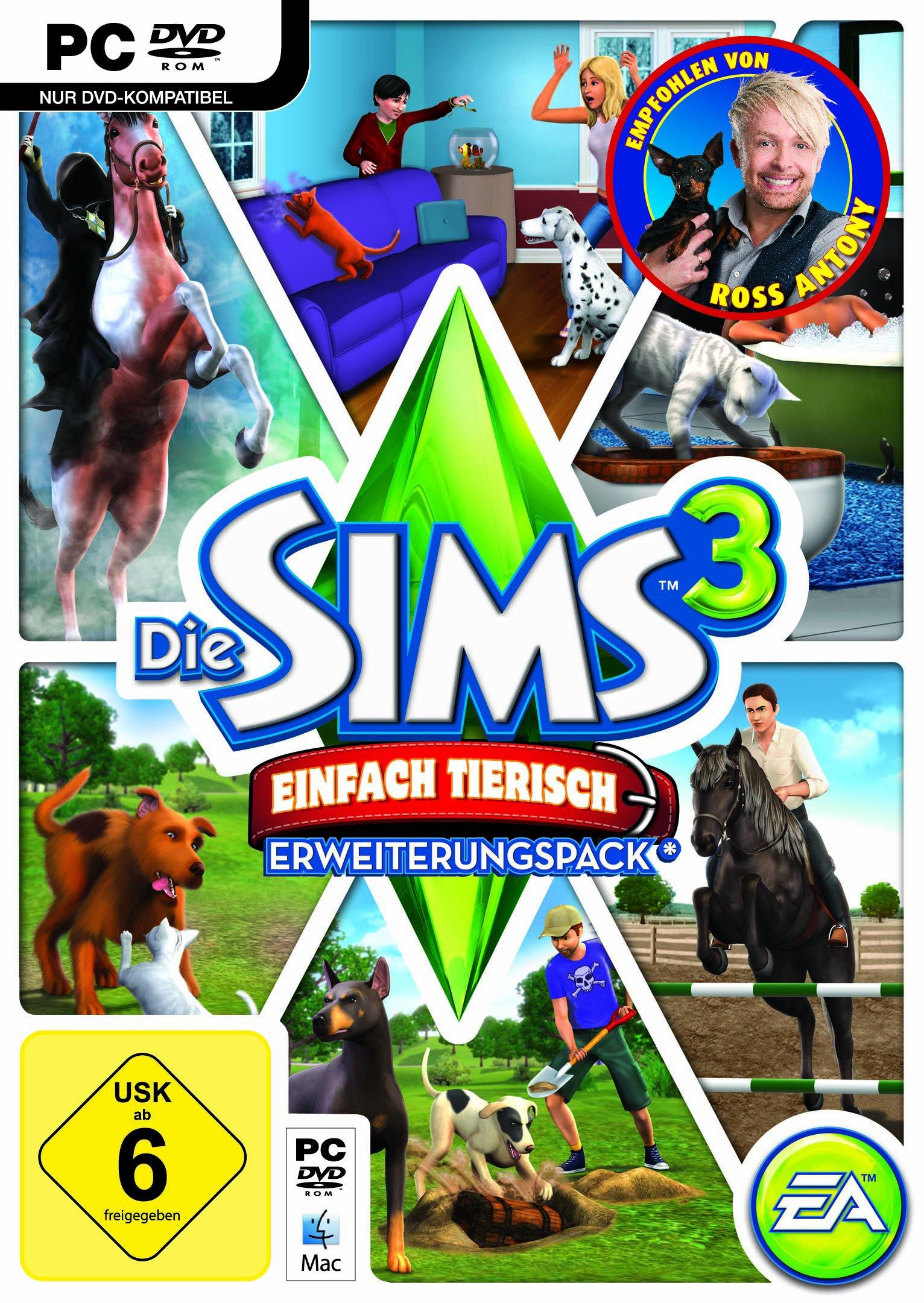Die Sims 3: Einfach tierisch product image