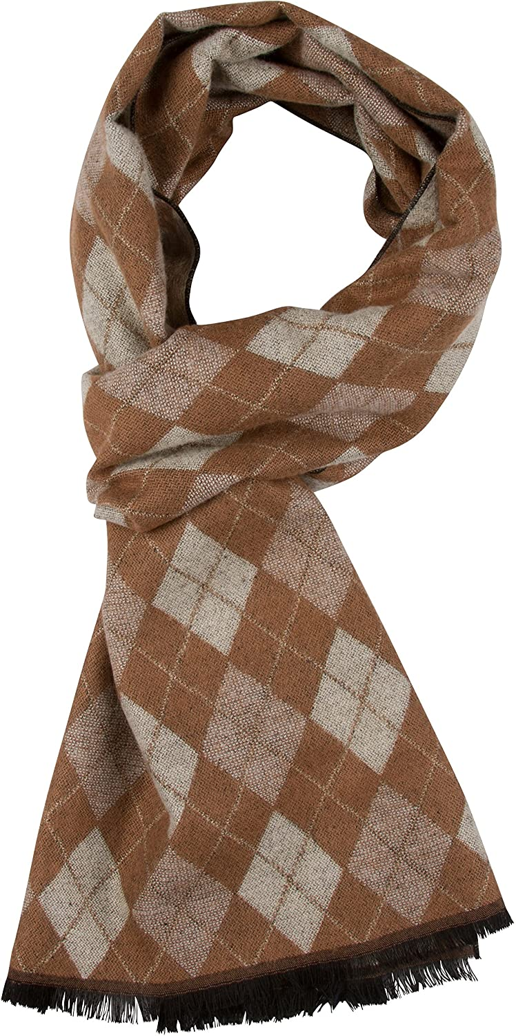 Sakkas Alvise Casual Variety Patterned Unisex Scarf Super Soft and Warm