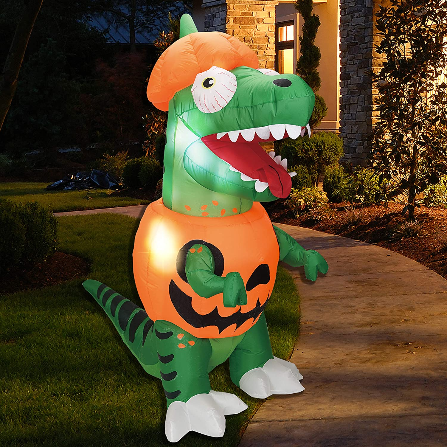 Halloween Dinosaur Outdoor Inflatables