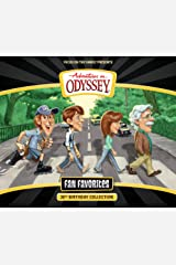 Fan Favorites (Adventures in Odyssey) Audio CD