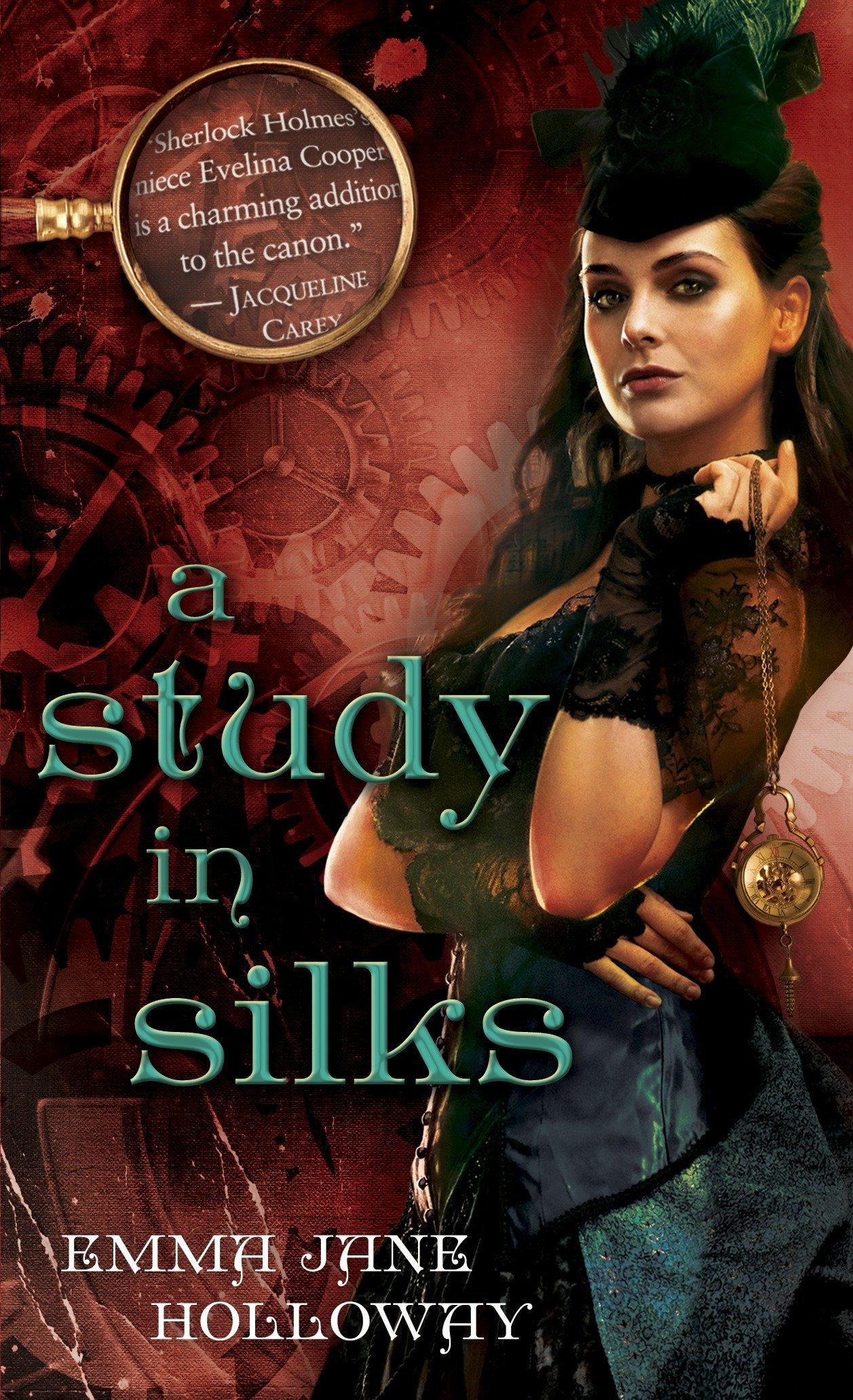 A Study in Silks (The Baskerville Affair) pdf epub