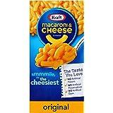 Kraft Original Flavor Macaroni and Cheese Meal (7.25 oz Box)