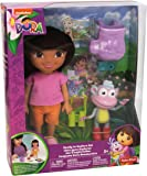 Dora la Exploradora - Muñeca lista para explorar (Mattel BCL91)