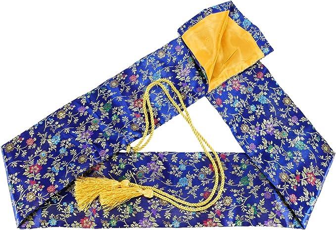 Silk Schwerttasche Tragetasche für japanische Schwert Wakizashi Tanto Katana