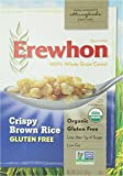 Erewhon Crispy Brown Rice Cereal, 10 Ounce