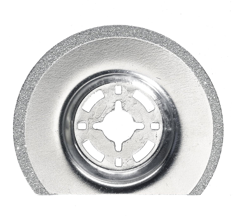 kwb 709546 Diamant S/ägeblatt halbrund 65 mm