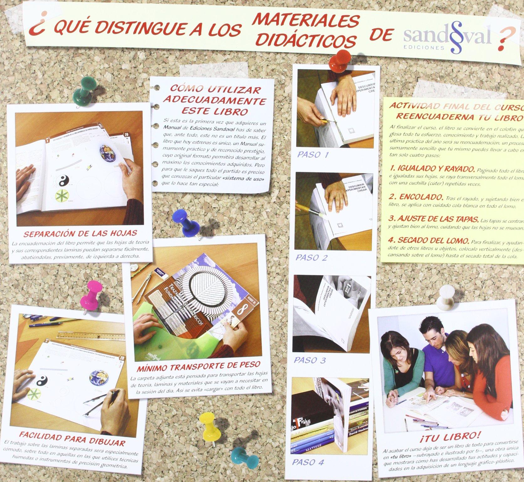 Observar, imaginar, expresar, 4 ESO: A. de Sandoval Guerra: 9788493902506: Amazon.com: Books