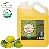 US Organic Moroccan Argan Oil, USDA Certified Organic,100% Pure & Natural, Cold Pressed Virgin, Unrefined, Origin_Morocco