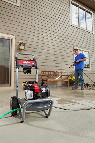 Briggs & Stratton 20545 is one of the best gas pressure washer on the market.