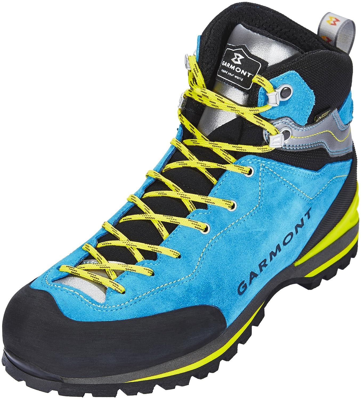 Garmont Ascent GTX - Aqua Blau/Light Grau