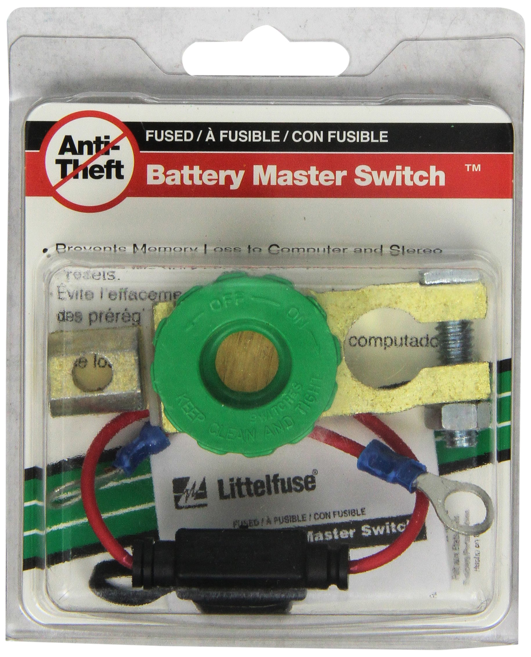 Littelfuse ATD300BP ATD Anti-Theft Battery Master Switch by Littelfuse (Image #2)