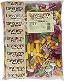 Taveners Liquorice Torpedoes 3 Kg