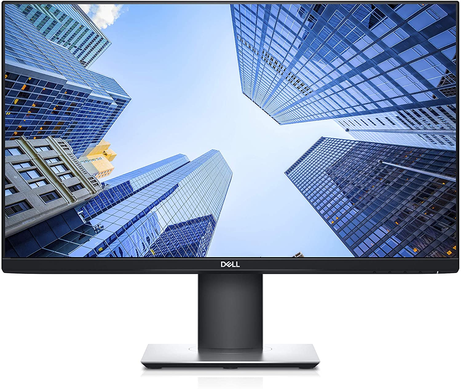 Dell P2419H vertical monitor