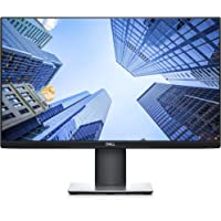 Dell P2419H 24 Inch LED-Backlit, Anti-Glare, 3H Hard Coating IPS Monitor - (8 ms Response, FHD 1920 x 1080 at 60Hz, 1000…