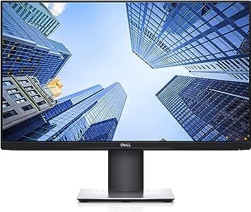 "Dell P Series 24"" Screen LED-Lit Monitor Black (P2419H)"