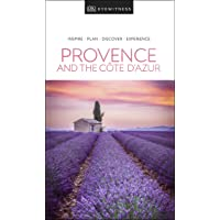 Provence and the Cte d'Azur: DK Eyewitness Travel Guide