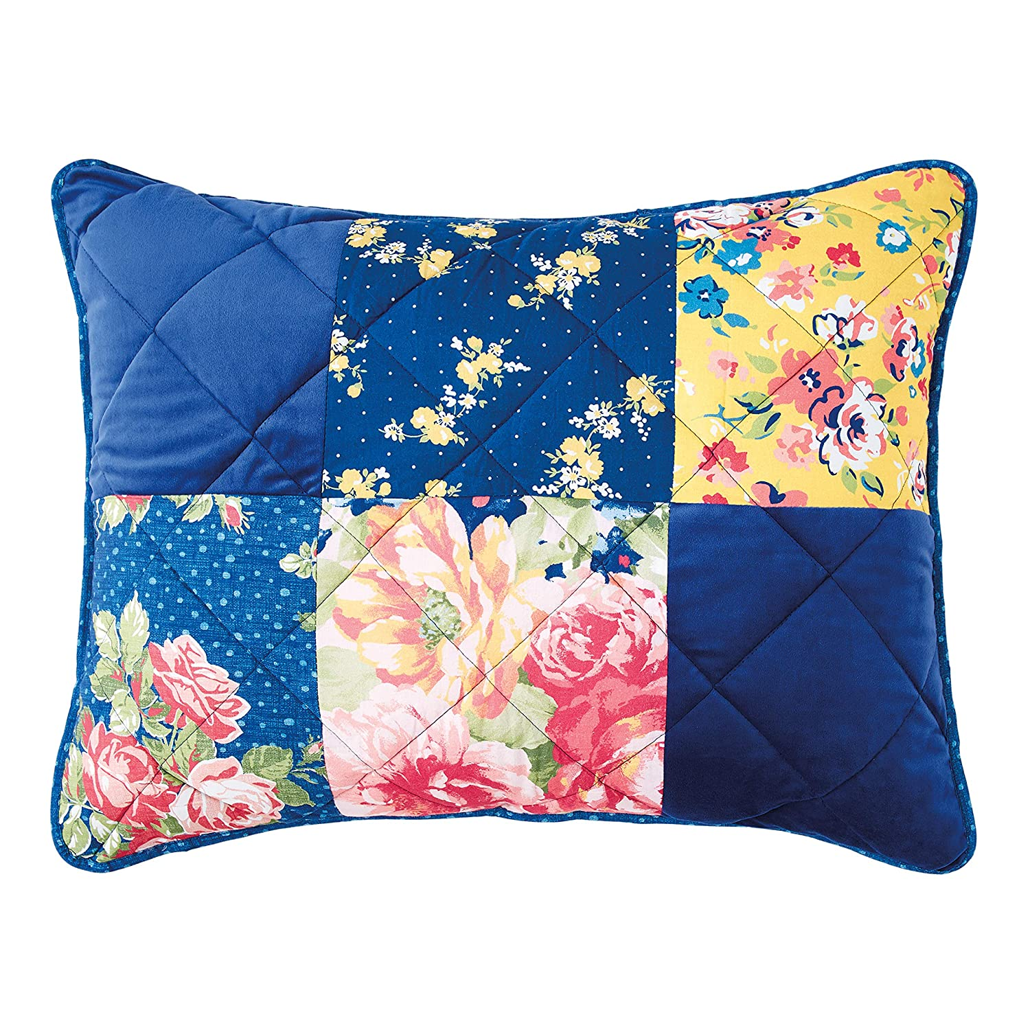 The Pioneer Woman Paige Patchwork Sham Set, King
