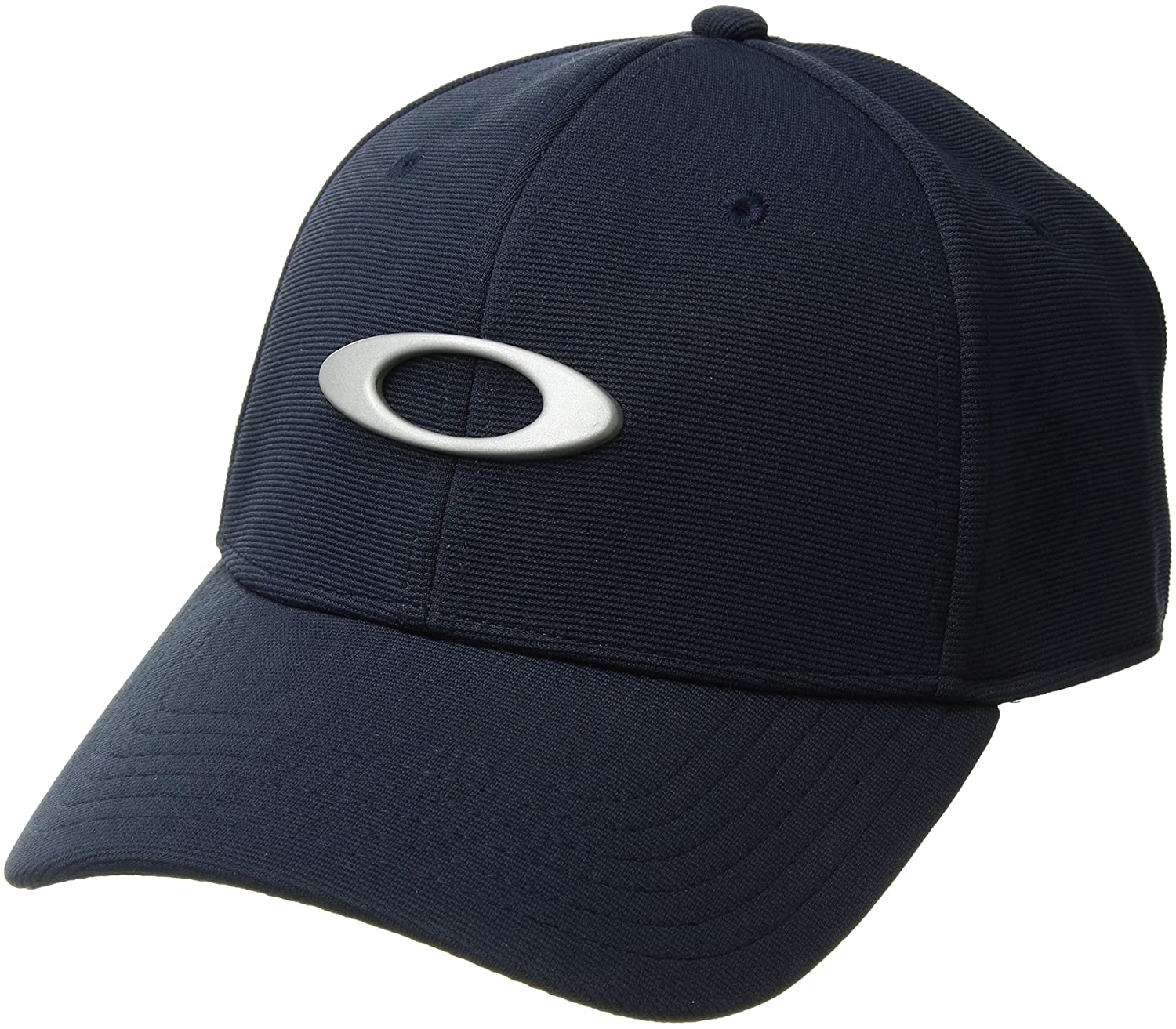 Amazon.com  Oakley Mens Metal Tincan Flexfit Hat  Clothing 85630ae01e9
