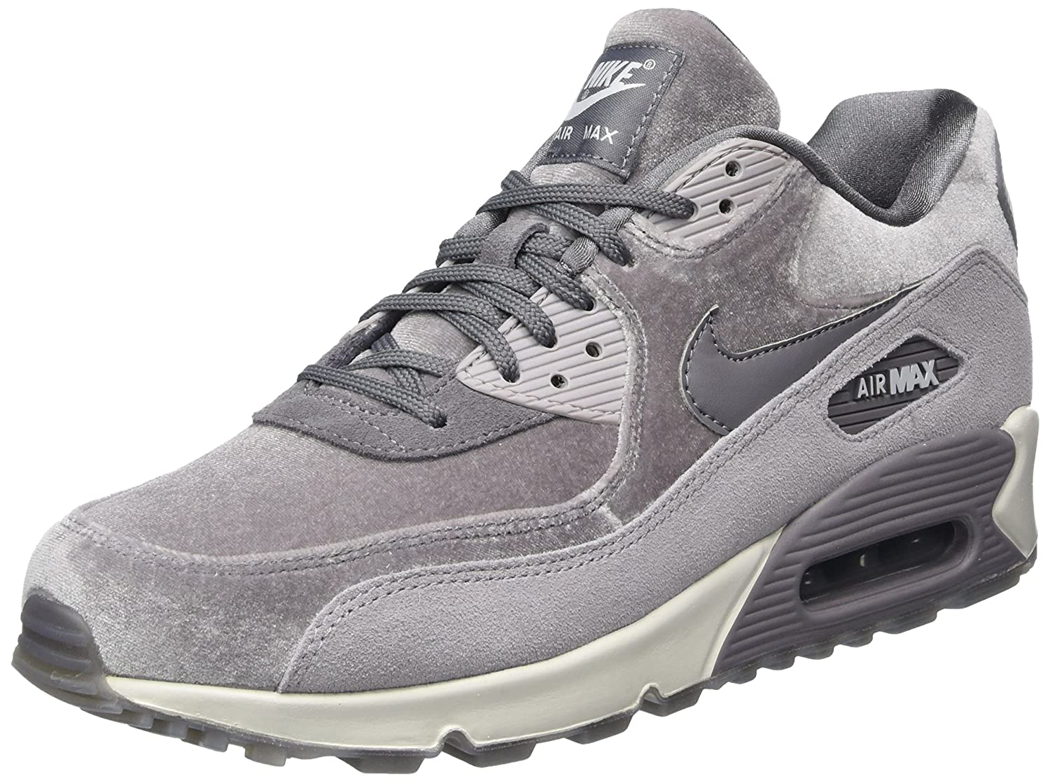 new arrivals e021c 9bd43 Amazon.com   Nike Women s Air Max 90 LX Running Shoes   Road Running