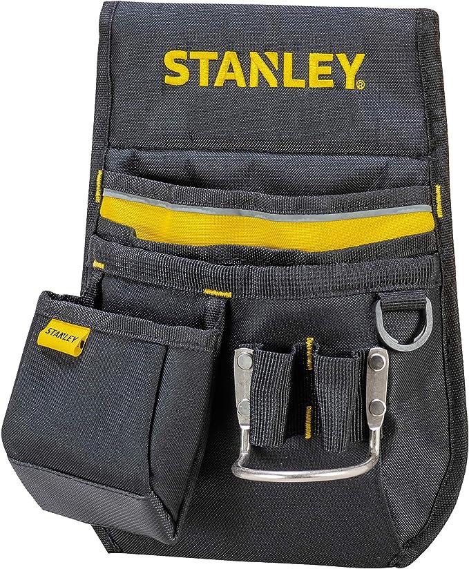STANLEY 1-96-181 - Cinturón portaherramientas: Amazon.es: Bricolaje y herramientas