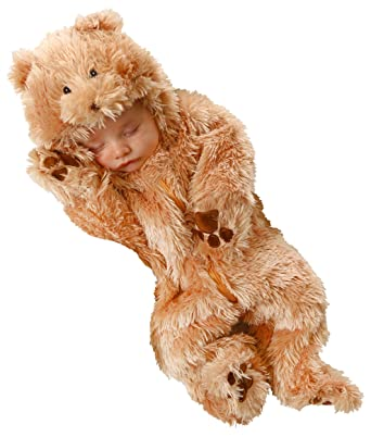 a0f2f5a3a88 Amazon.com  Snuggle Bear Baby Infant Costume - Newborn Small  Clothing