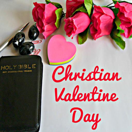 Christian Valentine Day (Valentine Basket Craft)