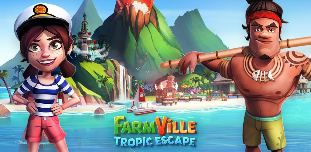 FarmVille: Tropic Escape - Harvest in Paradise: Amazon.es ...