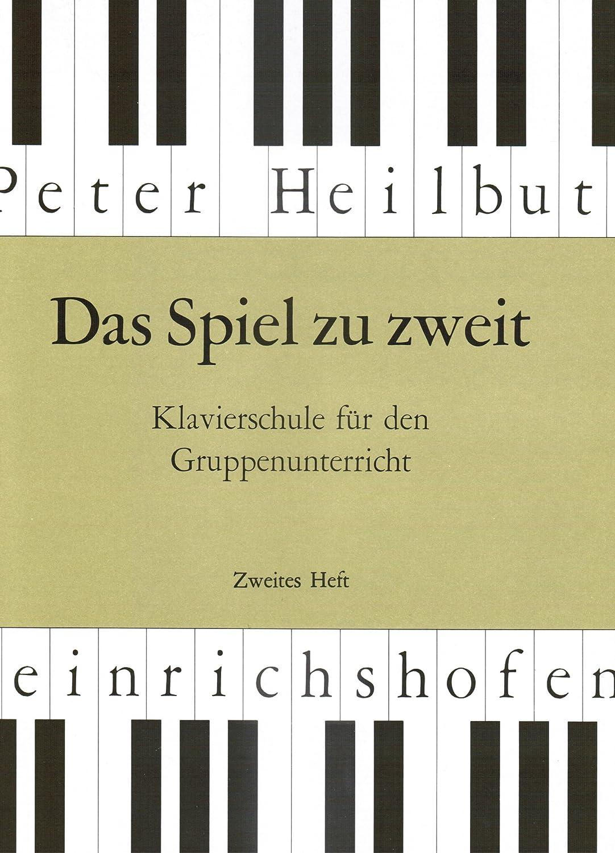 Peter Heilbut  Das Spiel zu zweit Drittes  Heft
